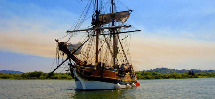 Maritime Legacy Days Coming to Coos Bay!