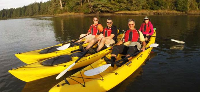 Featured Adventure: Take a Kayak Tour on Oregon's South Coast