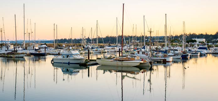 Sample Itinerary: Seven Things to in Charleston, Oregon