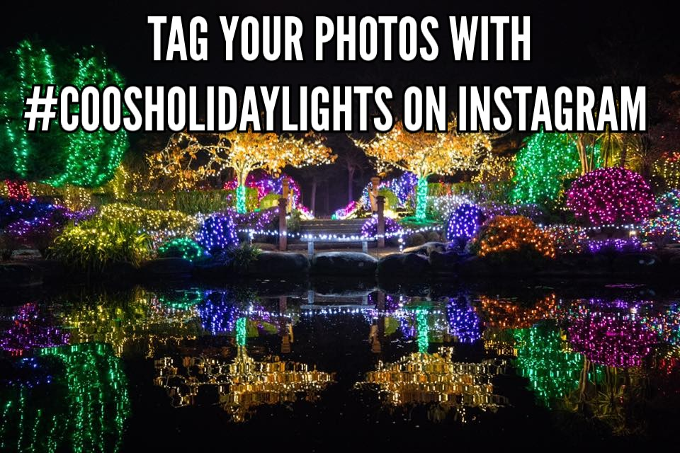 Announcing the 2018 Holiday Lights at Shore Acres Photo Contest