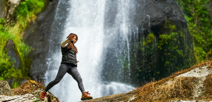 Adventure Spotlight: A Walk Through Golden and Silver Falls