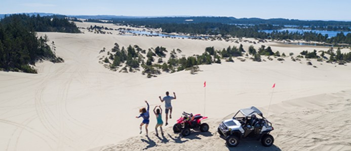 Best Ways to Experience the Oregon Dunes