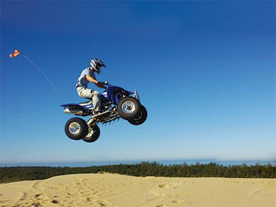 ATVing in the Untamed Dunes on Oregon's Adventure Coast