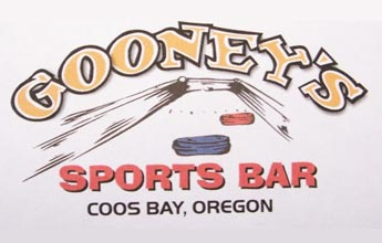 Gooney's Sports Bar in Coos Bay, Oregon