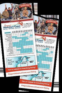 Fishing Information Rack Card PDF