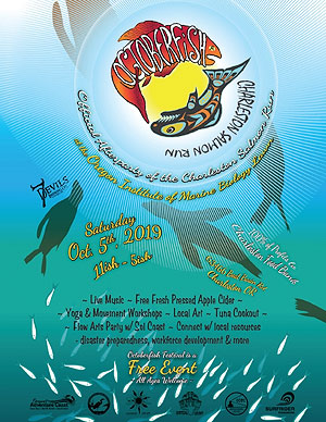 Octoberfish - Official Afterparty for the Oregon's Adventure Coast Charleston Salmon Run