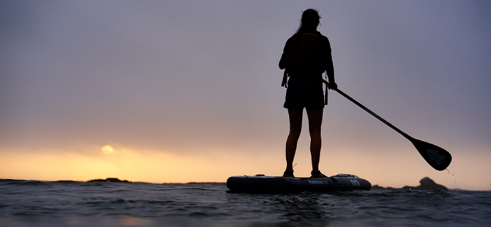 The Best Stand-Up Paddleboarding Spots on Oregon's Adventure Coast
