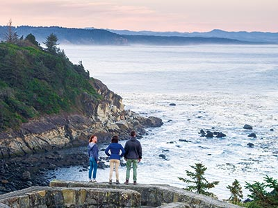 Scenic Drives - Explore the Cape Arago Beach Loop