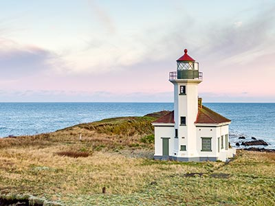 Scenic Drives - Five Lighthouses within One-hour's drive