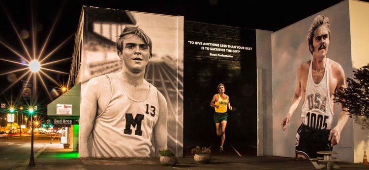 Steve Prefontaine Annual Run